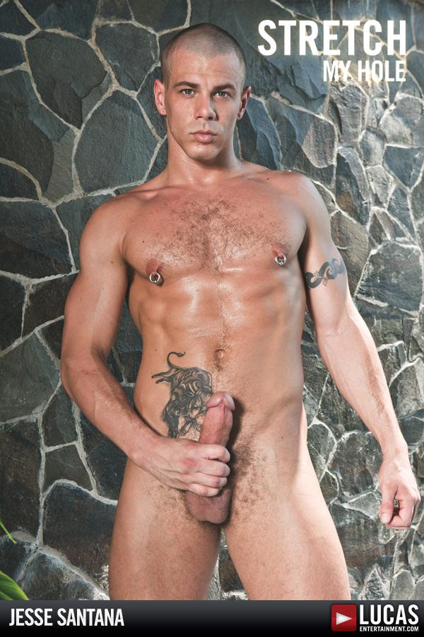 Jesse Santana - Gay Model - Lucas Raunch