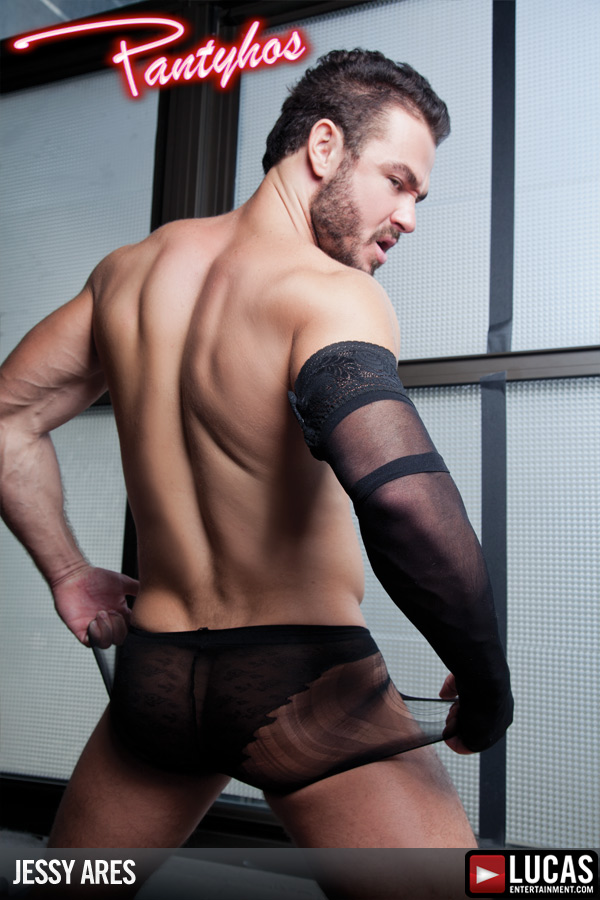 Jessy Ares - Gay Model - Lucas Raunch