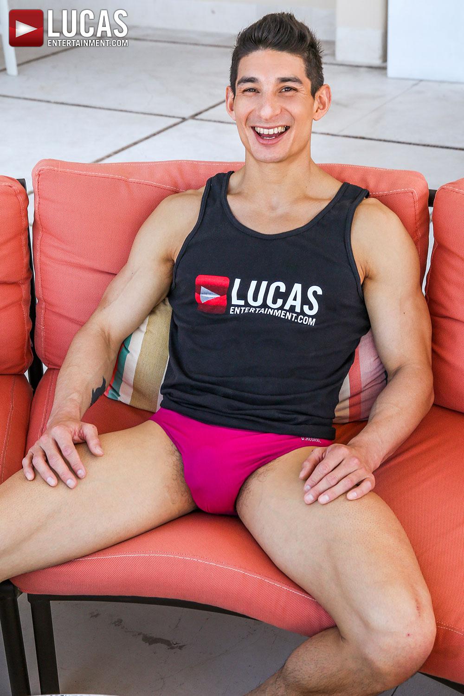 Jim Fit - Gay Model - Lucas Raunch