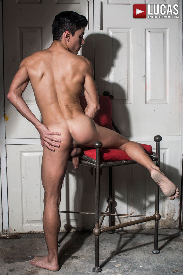 Joaquin Santana - Gay Model - Lucas Raunch