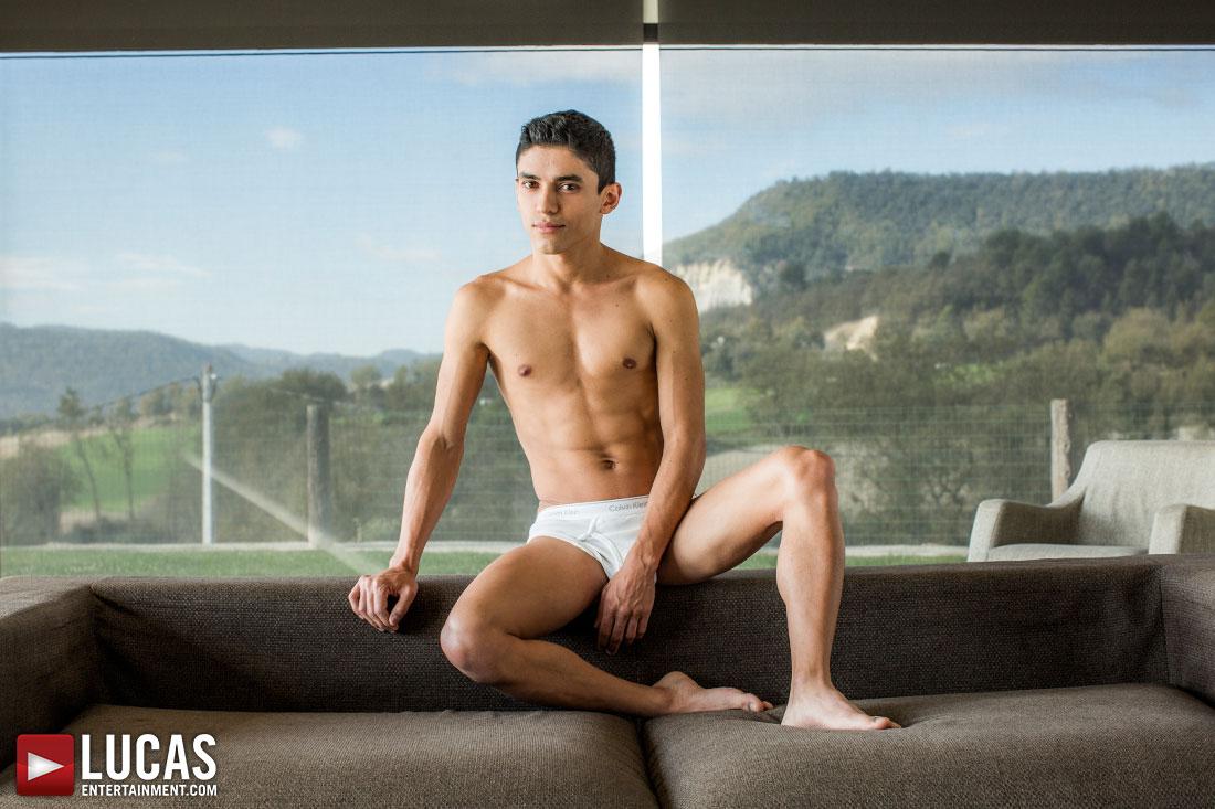 Joaquin Santana - Gay Model - Lucas Raunch