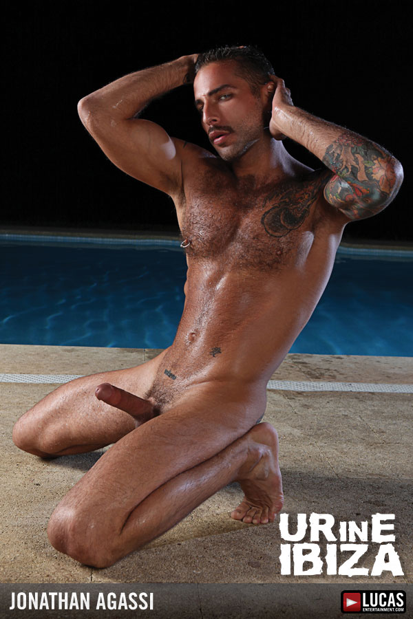 Jonathan Agassi - Gay Model - Lucas Raunch