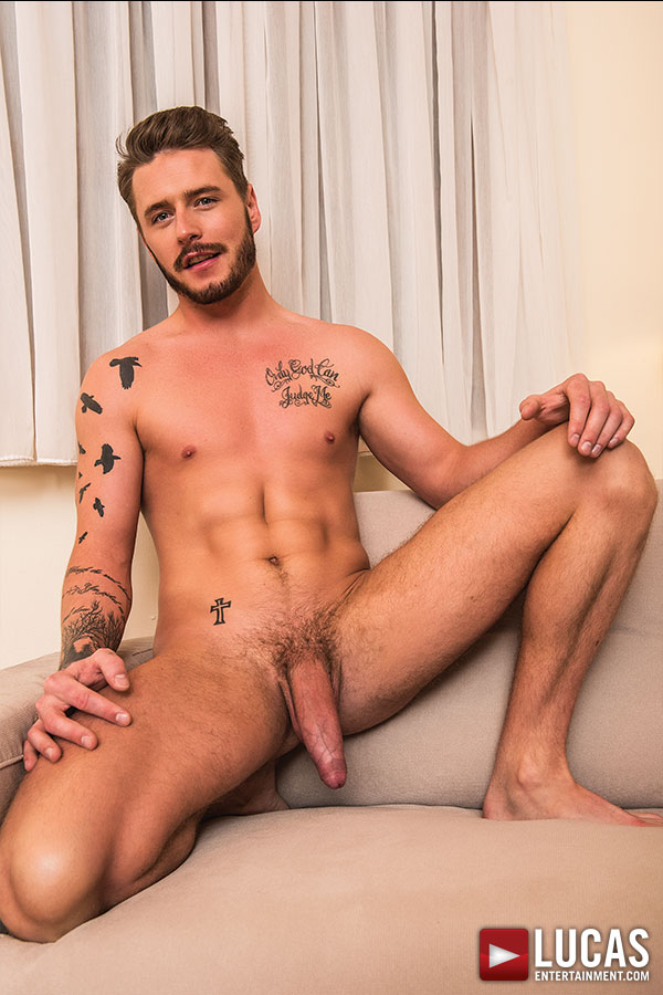 Josh Rider - Gay Model - Lucas Raunch