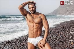 Lucas Fox - Gay Model - Lucas Raunch