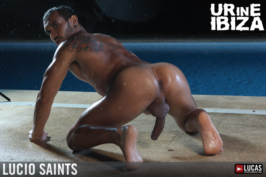 ibiza gay escort lucio saint