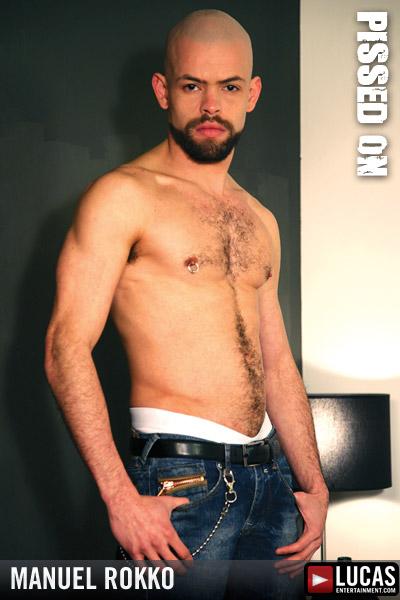 Manuel Rokko - Gay Model - Lucas Raunch