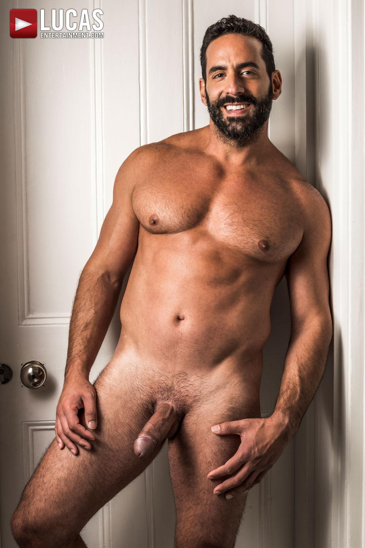 Massimo Arad - Gay Model - Lucas Raunch