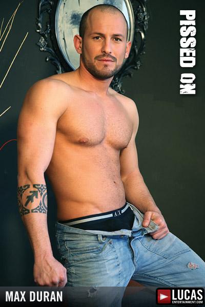 Max Duran - Gay Model - Lucas Raunch