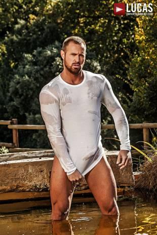 Michael Roman - Gay Model - Lucas Raunch