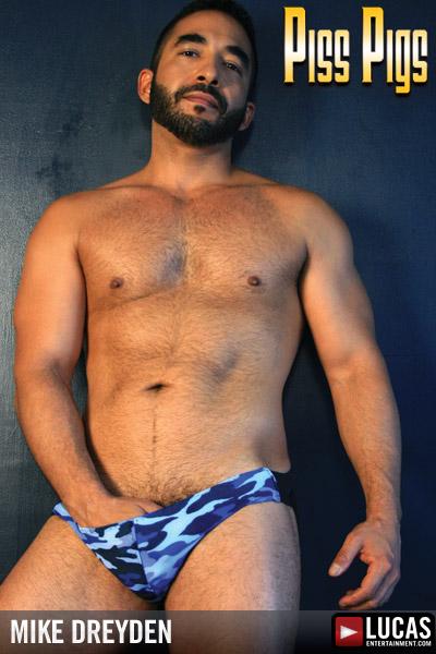 Mike Dreyden - Gay Model - Lucas Raunch