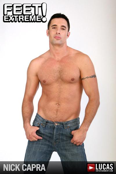 Nick Capra - Gay Model - Lucas Raunch
