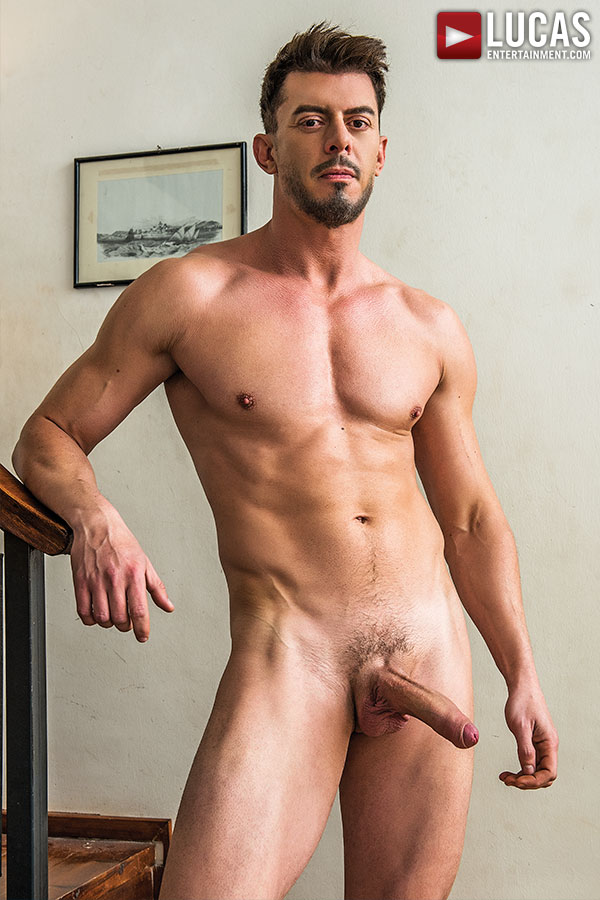 Nico Deen - Gay Model - Lucas Raunch