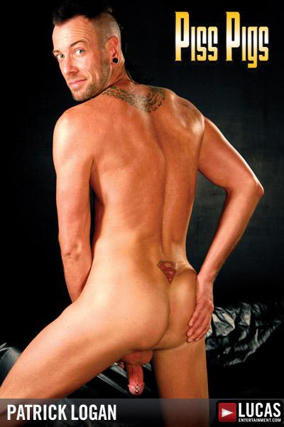 Patrick Logan - Gay Model - Lucas Raunch