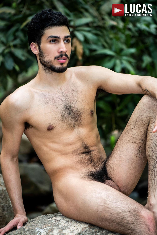 Pietro Siren - Gay Model - Lucas Raunch