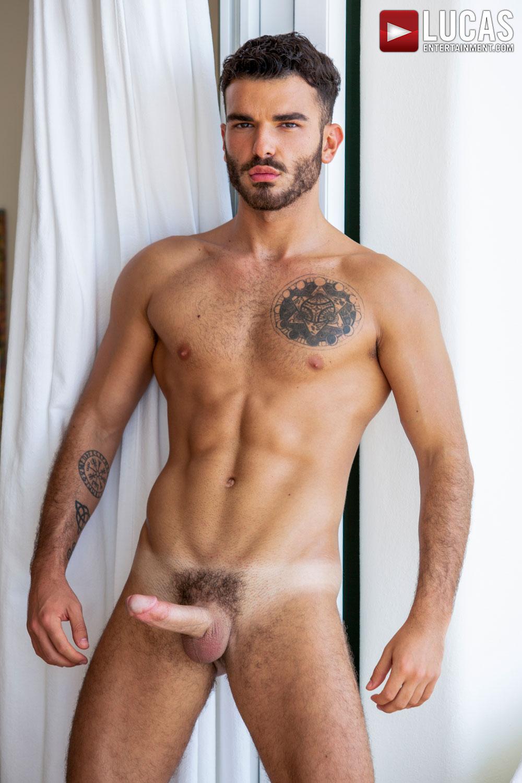Pol Prince - Gay Model - Lucas Raunch
