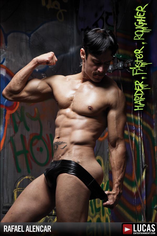 Rafael Alencar - Gay Model - Lucas Raunch