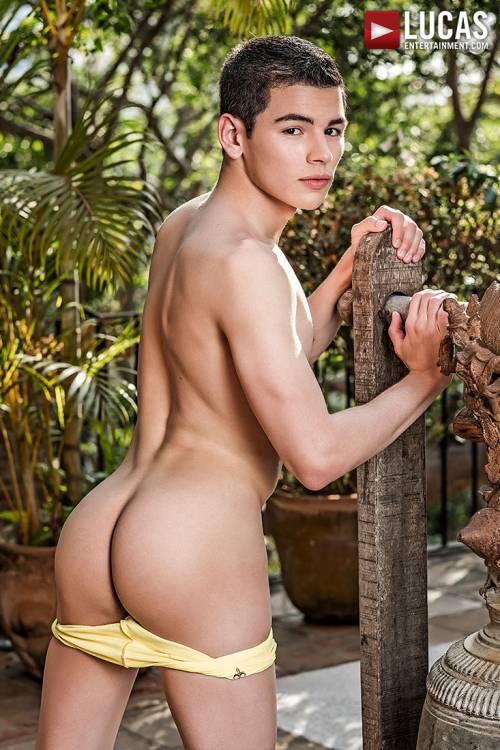 Ricky Verez - Gay Model - Lucas Raunch
