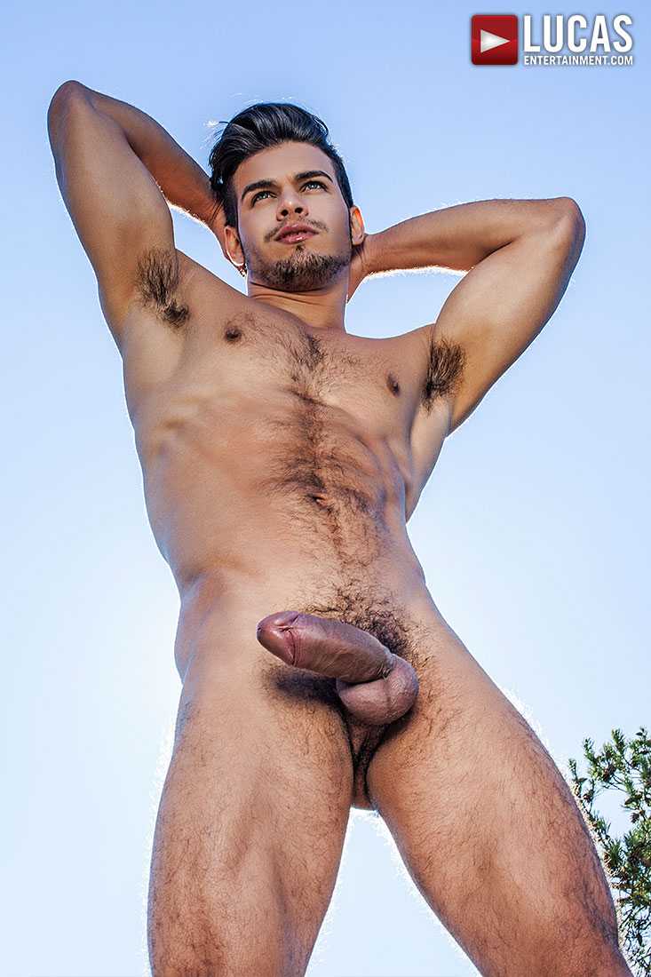 Rico Marlon - Gay Model - Lucas Raunch