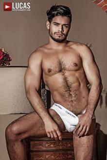 Rico Marlon - Gay Model - Lucas Raunch