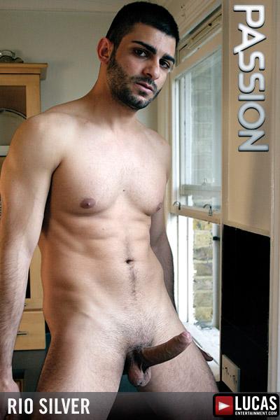 Rio Silver - Gay Model - Lucas Raunch