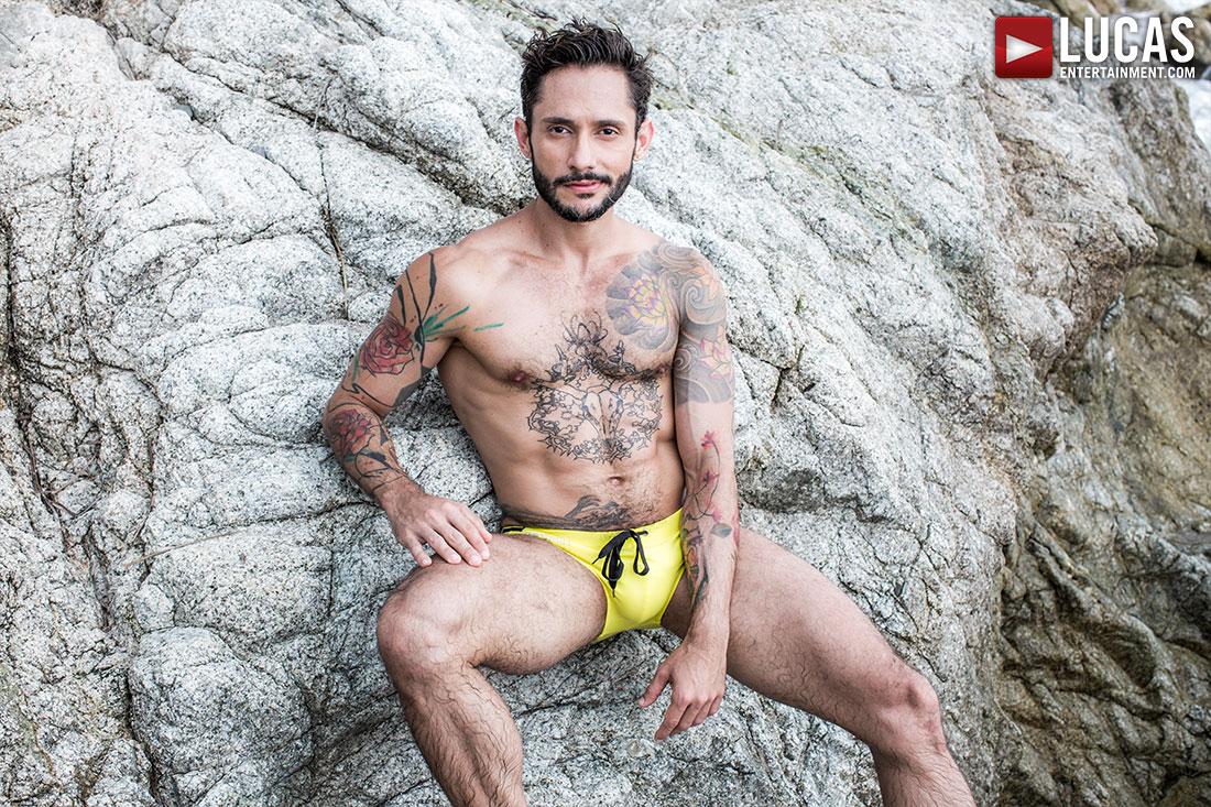 Rod Fogo - Gay Model - Lucas Raunch