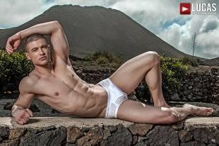 Ruslan Angelo - Gay Model - Lucas Raunch