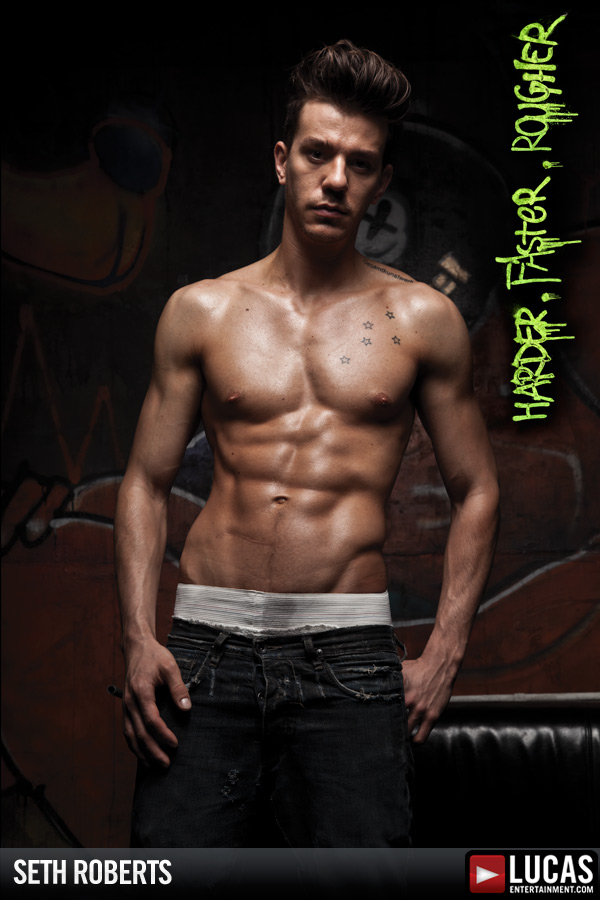 Seth Roberts - Gay Model - Lucas Raunch