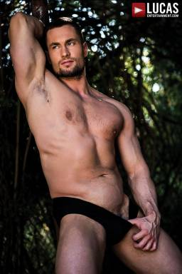 Stas Landon - Gay Model - Lucas Raunch