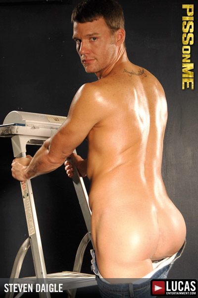 Steven Daigle - Gay Model - Lucas Raunch