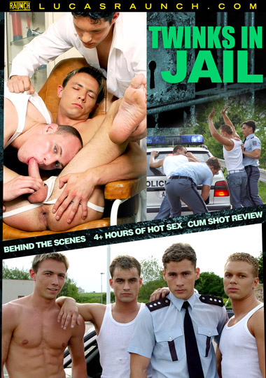 Twinks In Jail - Front Cover