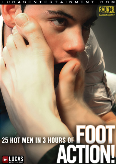 FOOT ACTION! - Front Cover
