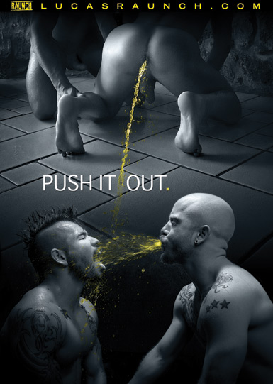 Push It Out Front Cover