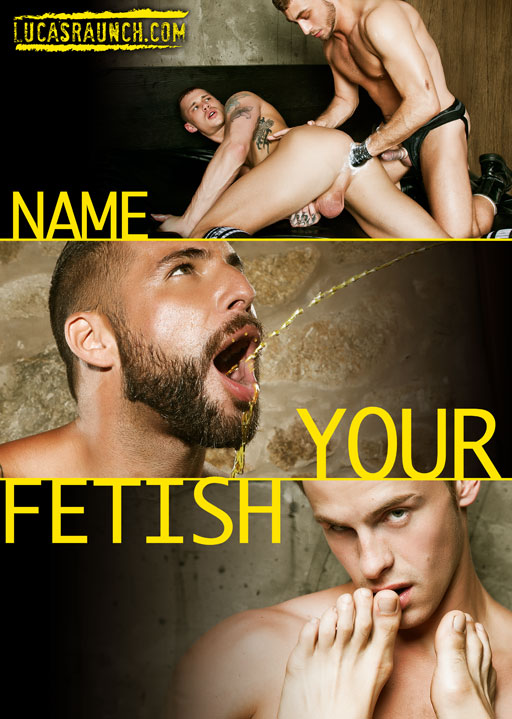Name Your Fetish Front Cover