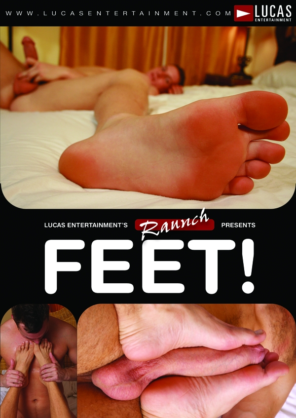Feet! - Front Cover