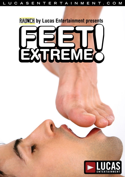 Feet Extreme! - Front Cover