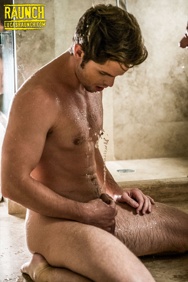 Scott DeMarco Gives Devin Franco A Shower In Piss - Gay Movies - Lucas Entertainment