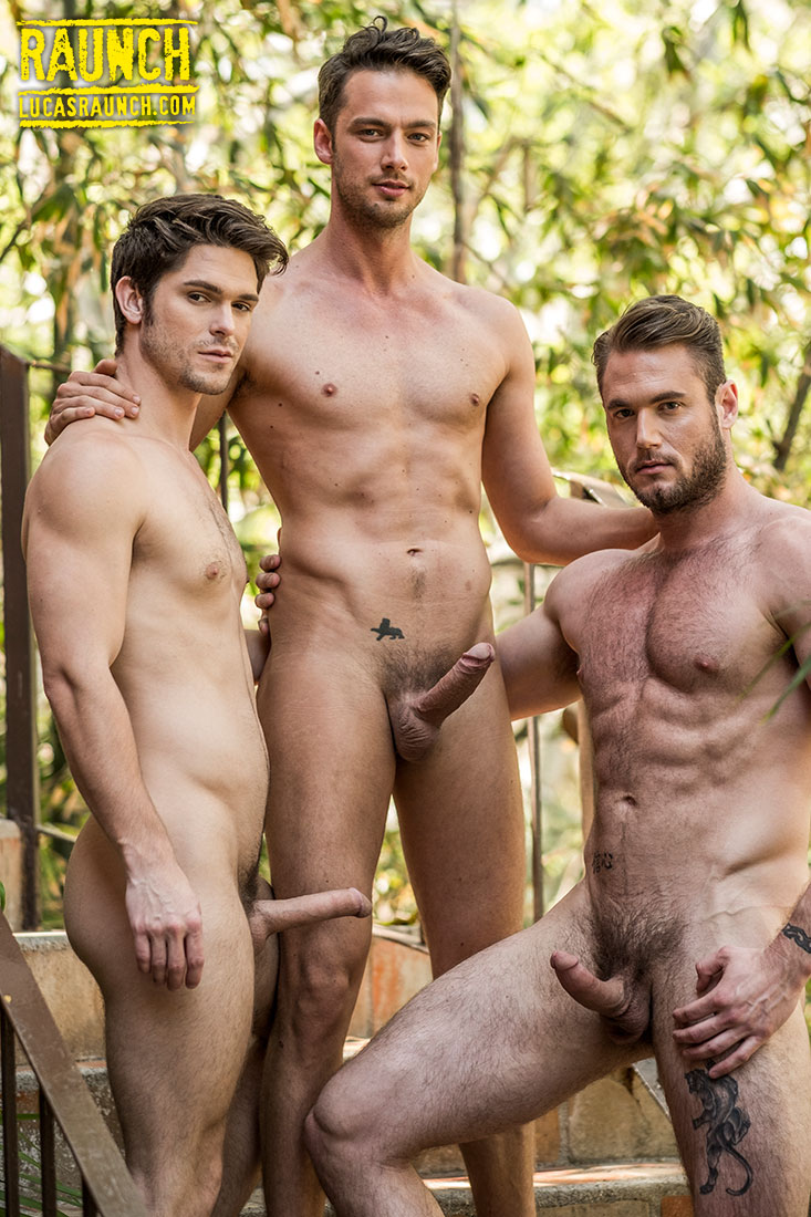 Damon Heart Opens Up Ace Era And Devin Franco With Toys - Gay Movies - Lucas Entertainment