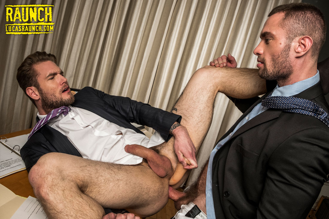 Stas Landon Penetrates Ace Era With A Dildo - Gay Movies - Lucas Entertainment