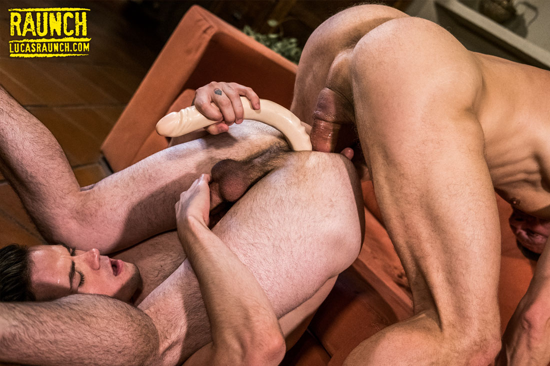 Tomas Brand Sodomizes Dakota Payne With Dildos - Gay Movies - Lucas Entertainment
