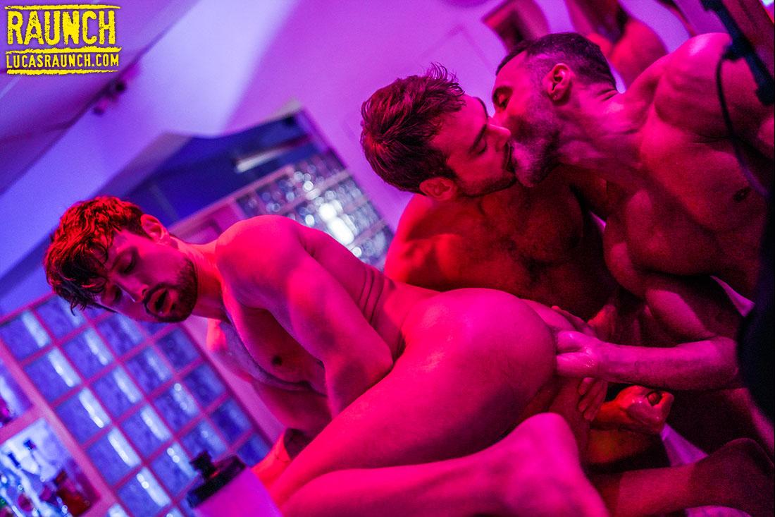 Fisting And Dildos | Manuel Skye, Drew Dixon, Max Adonis - Gay Movies - Lucas Entertainment
