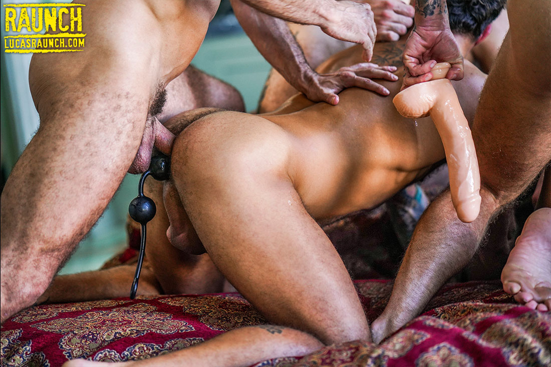 Fire Island Raw Toy Orgy - Gay Movies - Lucas Entertainment