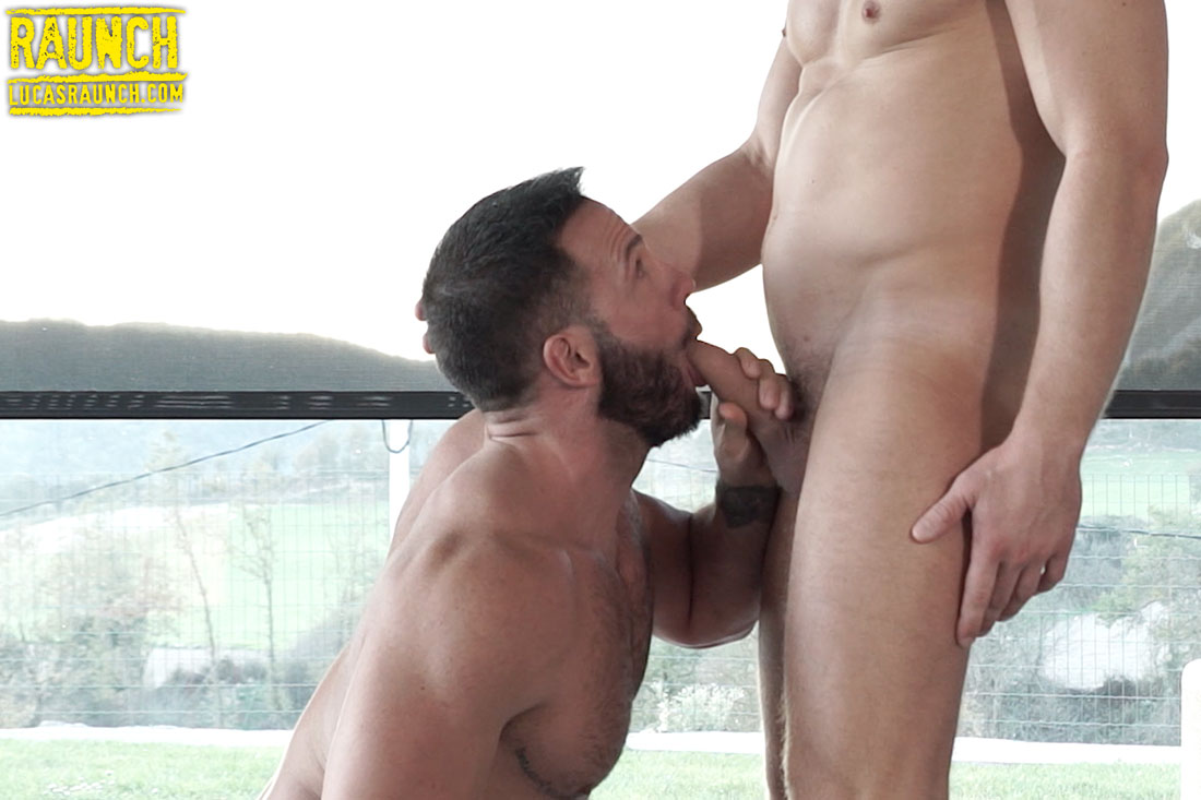 Andrey Vic Pisses On Donato Reyes - Gay Movies - Lucas Entertainment