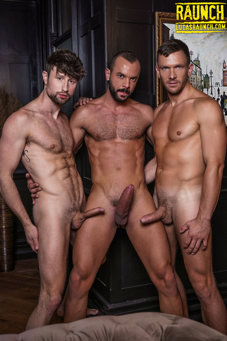 Sir Peter And Andrey Vic Double Penetration Drew Dixon - Gay Movies - Lucas Entertainment