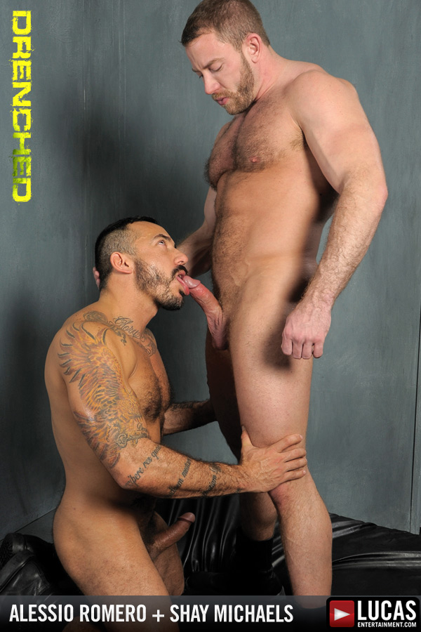 Drenched - Gay Movies - Lucas Raunch