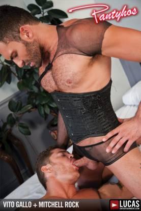 PantyHos - Gay Movies - Lucas Raunch