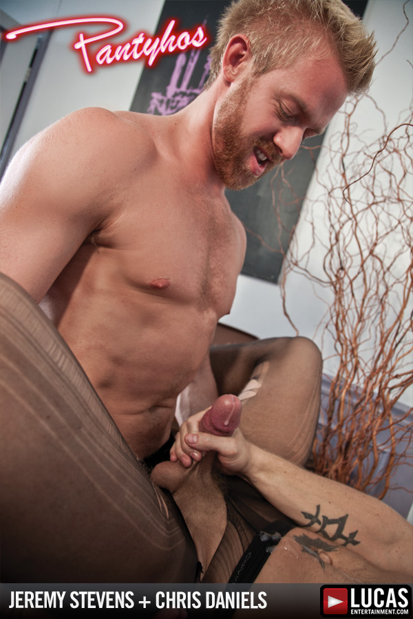 PantyHos - Gay Movies - Lucas Raunch