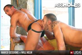 Assholes - Gay Movies - Lucas Raunch