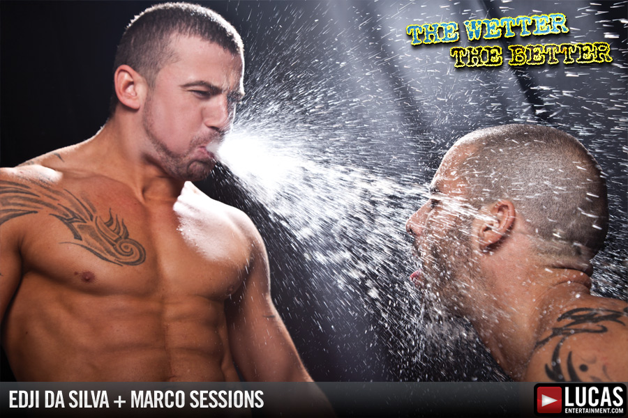 The Wetter the Better - Gay Movies - Lucas Raunch