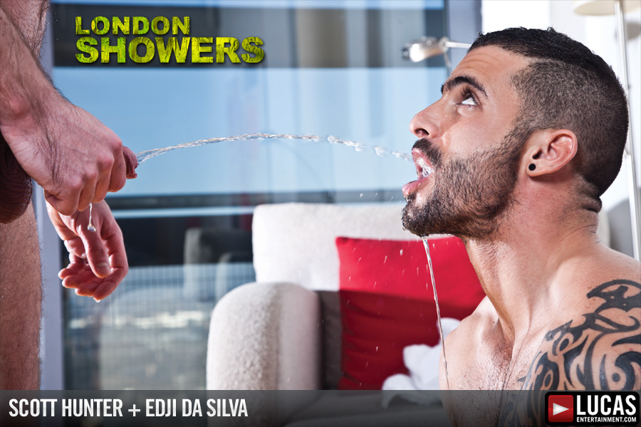London Showers - Gay Movies - Lucas Raunch