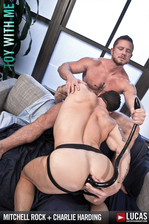Toy With Me - Gay Movies - Lucas Raunch